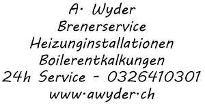 A Wyder